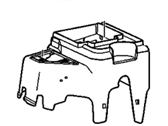 Genuine GM 15215145 Engine Wiring Harness Junction Block Cover