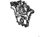 Buick Allure Timing Cover - 12655856