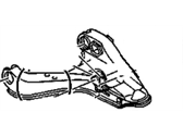 Oldsmobile Control Arm - 15777768