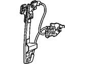 Chevrolet Astro Window Regulator - 15091383