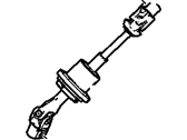 Chevrolet Malibu Steering Shaft - 20821325