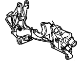 GM Cooling Hose - 19179956