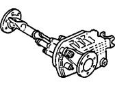 Chevrolet K3500 Axle Shaft - 15742405