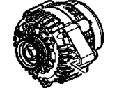 Buick Allure Alternator - 20757890
