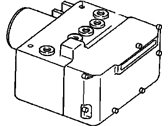 GMC Jimmy ABS Control Module - 15955402