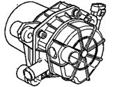 GMC Sonoma Secondary Air Injection Pump - 17803252