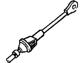 Oldsmobile Shift Cable - 15189201