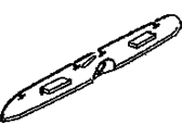 Saturn LW200 Door Handle - 22715416