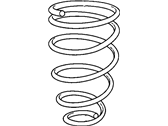 Buick Reatta Coil Springs - 22197295