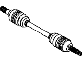 Chevrolet Epica Axle Shaft - 96238258