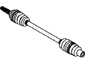 Chevrolet Epica Axle Shaft - 96238259