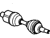 Buick Drive Shaft - 20984613