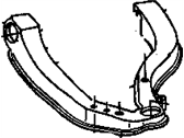Oldsmobile Control Arm - 10232819