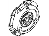 Chevrolet Clutch Disc - 10232737