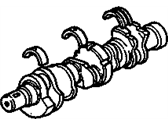 Pontiac Grand Prix Crankshaft - 10110549