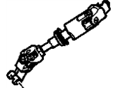 Buick Allure Steering Shaft - 25829292
