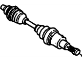 Oldsmobile Axle Shaft - 26021724