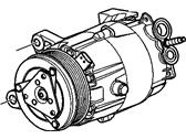 GM OEM-A//c Compressor 19354848