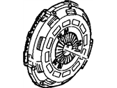 Chevrolet Silverado Clutch Disc - 24235337