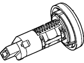 Buick Allure Ignition Lock Assembly - 19207991