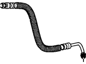 Pontiac Power Steering Hose - 22685424
