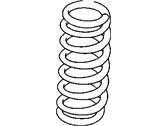 Chevrolet Tracker Coil Springs - 30021918