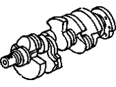 GMC K2500 Crankshaft - 10224877
