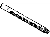 Chevrolet Sprint Rack And Pinion - 96052281