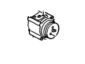 GMC C3500 Secondary Air Injection Pump - 7849833