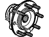 GMC Wheel Bearing - 15946733