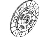 Chevrolet Epica Clutch Disc - 96408624