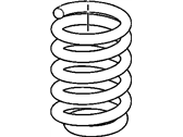 Cadillac Coil Springs - 15815635