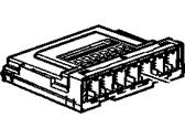 GMC Body Control Module - Guaranteed Genuine