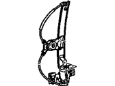 Pontiac Grand Prix Window Regulator - 15869655