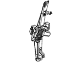Pontiac G8 Window Regulator - 92263044