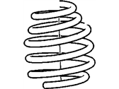 GM Coil Springs - 23447480