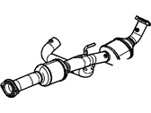 Cadillac Catalytic Converter - 20854453