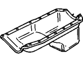 GMC Sonoma Oil Pan - 14097275