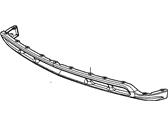 Genuine GM Parts 88980802 Front Bumper Deflector