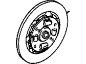 Chevrolet Beretta Clutch Disc - 10186835