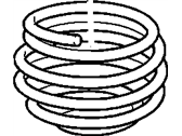 Buick Lesabre Coil Springs - 22078100