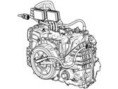Chevrolet Volt Transmission Assembly - 19331746