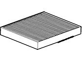 Buick Cabin Air Filter - 13508023