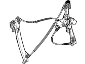 Cadillac CTS Window Regulator - 22787441