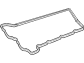 Cadillac ATS Valve Cover Gasket - 12639658
