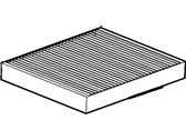 Buick Cabin Air Filter - 13356914