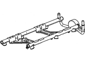 Pontiac Torrent Fuel Rail - 89017617