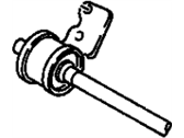 Chevrolet Spectrum Axle Shaft - 94334043