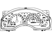 Oldsmobile Cutlass Speedometer - 16174333
