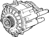 Buick Allure Alternator - 24266687